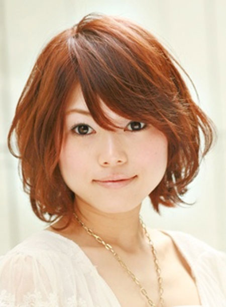 Asian Short Hair Styles