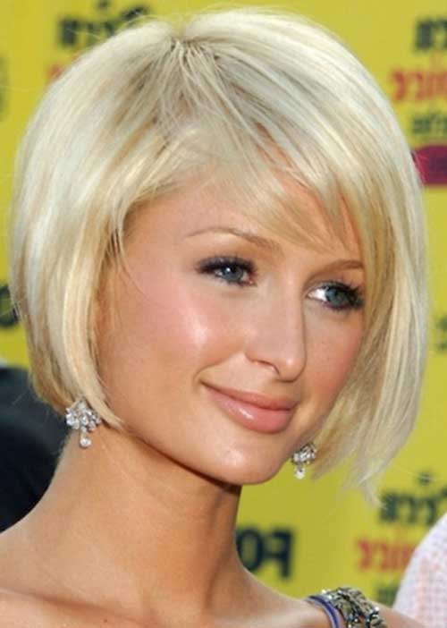 Paris Hilton Bob Hair for Thin Hair