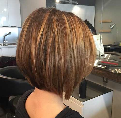 Short Haircuts with Highlights-7