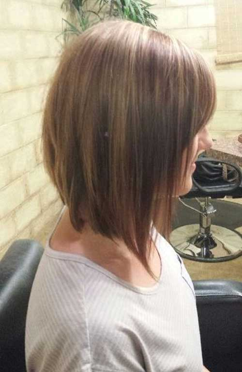 Best Hairstyles Inverted Bob
