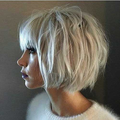 Short Layered Haircuts - 7