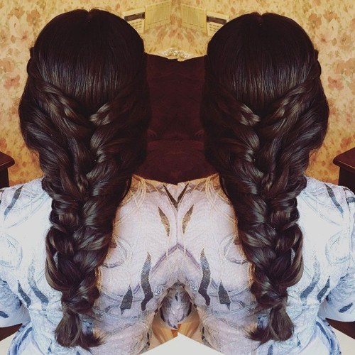 20 Pretty Brunette Hairstyles