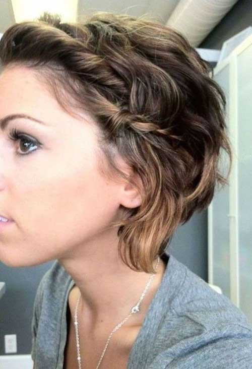 Cute And Easy Hairstyles For Short Hair-11