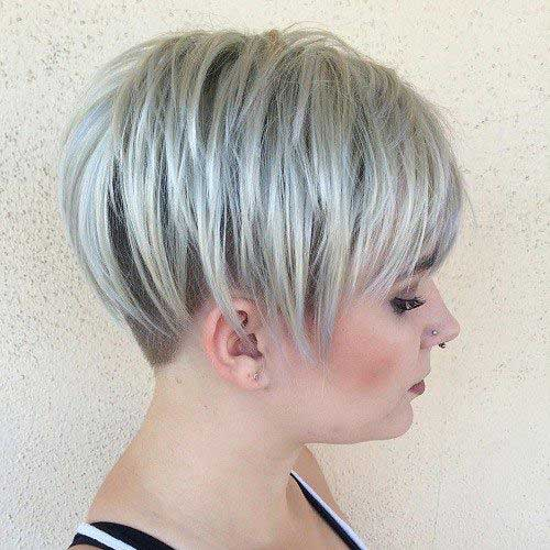 Pixie Hair Cuts