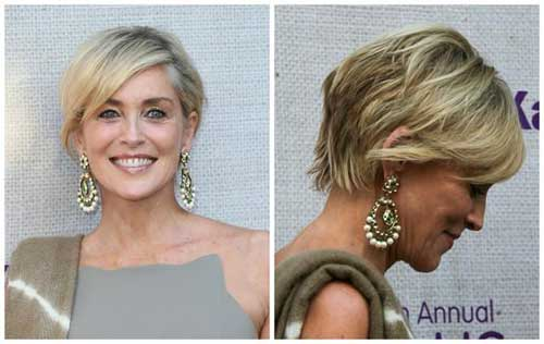 Best Short Hair for Women Over 50