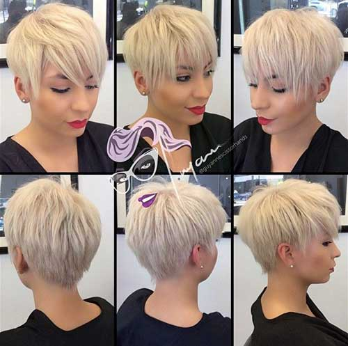 Pixie Hairstyles 2018-11