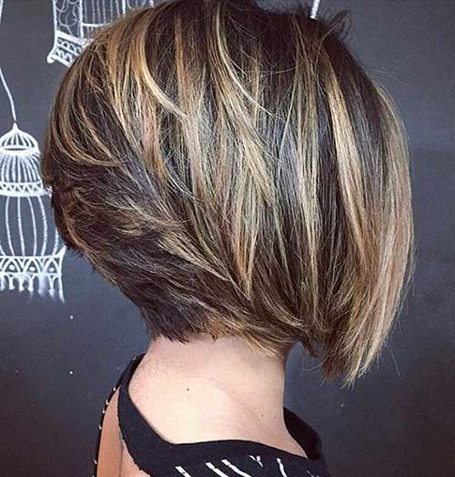 Short Layered Hairstyles - 7