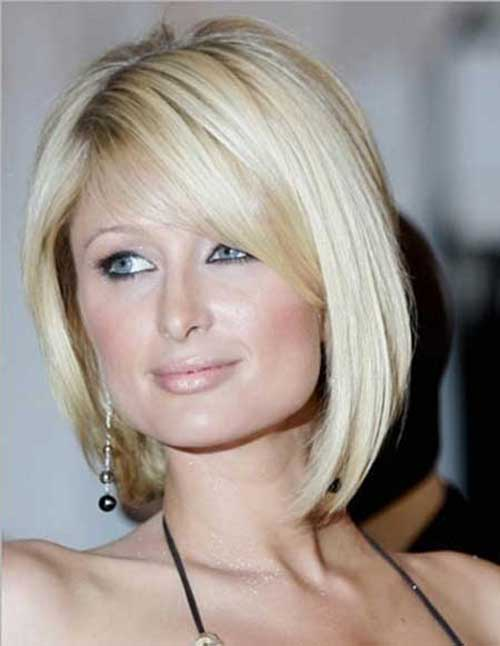 Concave Layered Bob Hairstyles