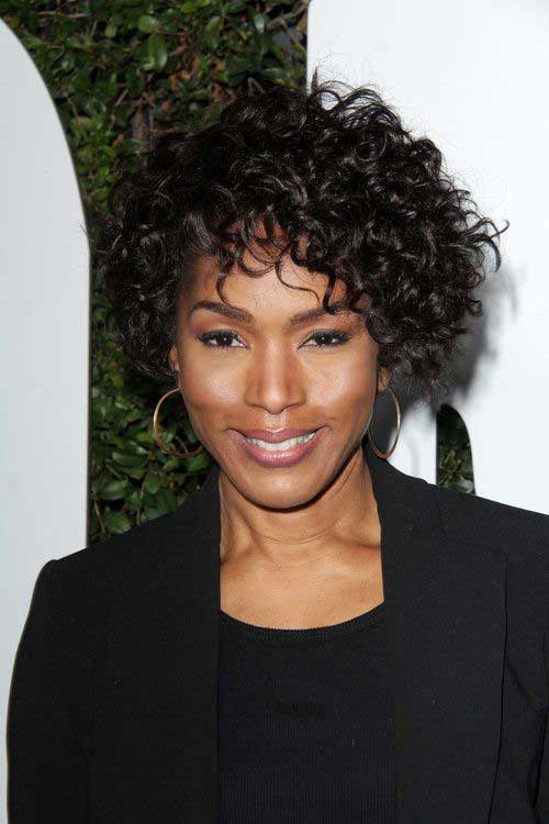 Black Women Short Hairstyles-19