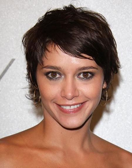 Hair Short Pixie Tips