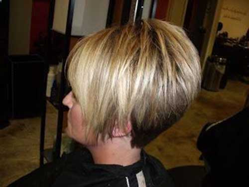 Bob Haircuts Back View-13