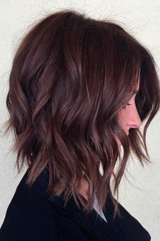 Latest Inverted Bob Haircuts, Women Bob Hairstyle Trends