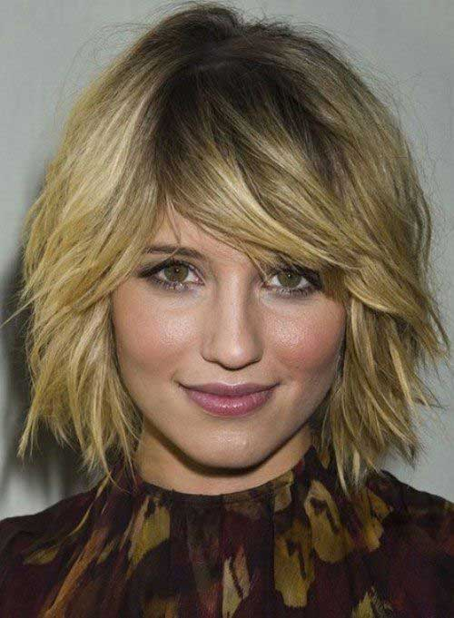Layered Choppy Bobs 2018
