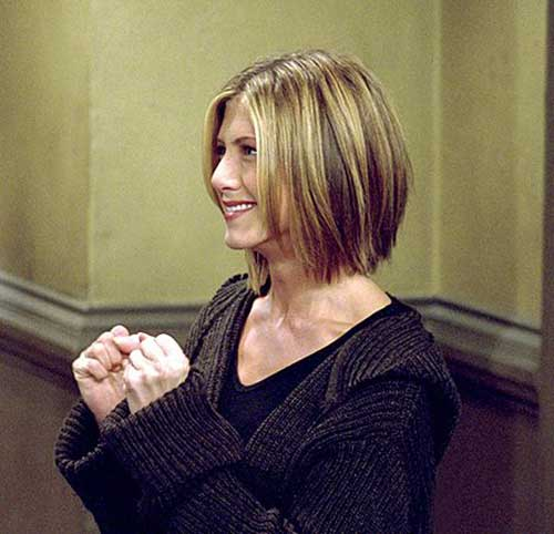 Casual Bob Hairstyles Images