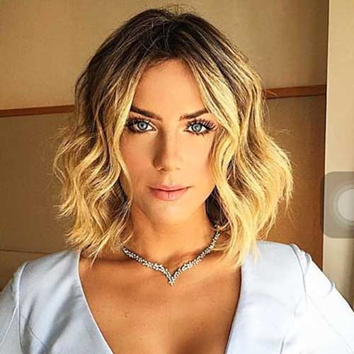 Super Short Blonde Hairstyles - 14