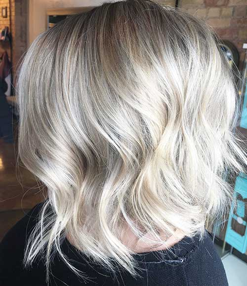 Short Haircuts for Women 2018 - 17