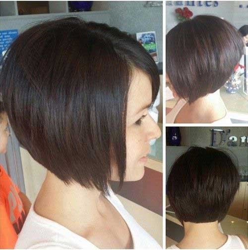 Short Hairstyles for Fine Straight Hair-10