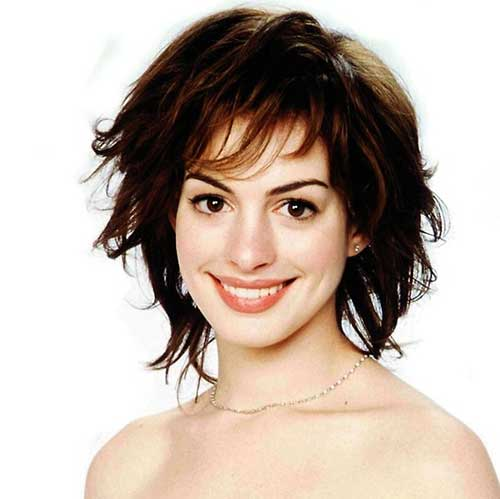 Short Messy Bob Hairstyles for 2018