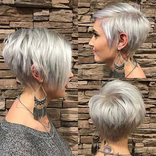 Latest Short Hairstyles-16