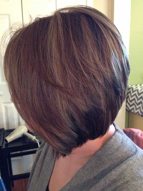 Brown Bob Hairstyles-11