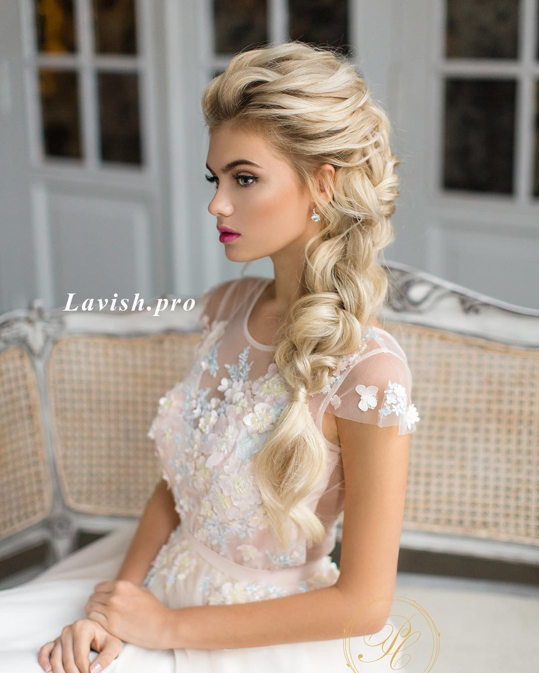 Beautiful Wedding Hairstyles for Long Hair - Bride Hairstyle Designs