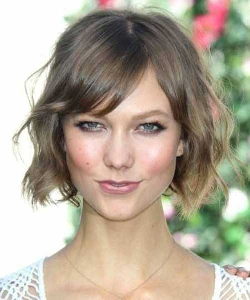 Short Haircuts with Bangs-7