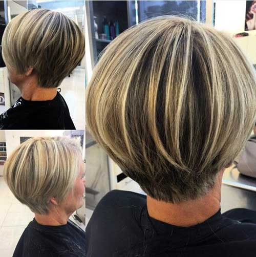 Short Haircuts for Thick Straight Hair-6