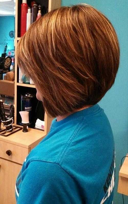 Medium Straight Bob Cuts 2018