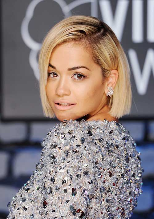 Black Girl Blonde Bob Haircuts