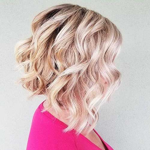 Short Curly Hairstyles for Women 2018 - 28
