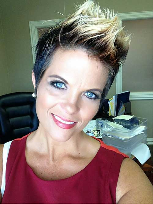 Short Colored Hair-14