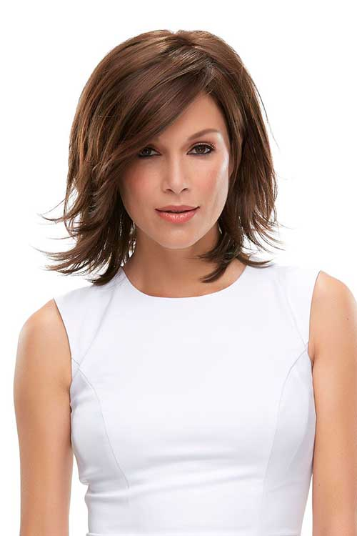 Brown Short Hair Colors-10