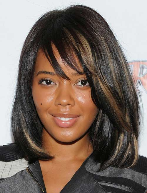 Long Bob Hairstyles for Black Women 2018-2018