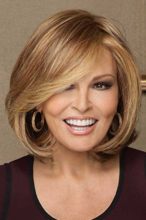 Bob Hairstyles Ideas for Older Women