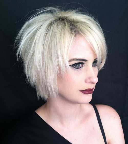 Cute Short Haircuts 2018-18