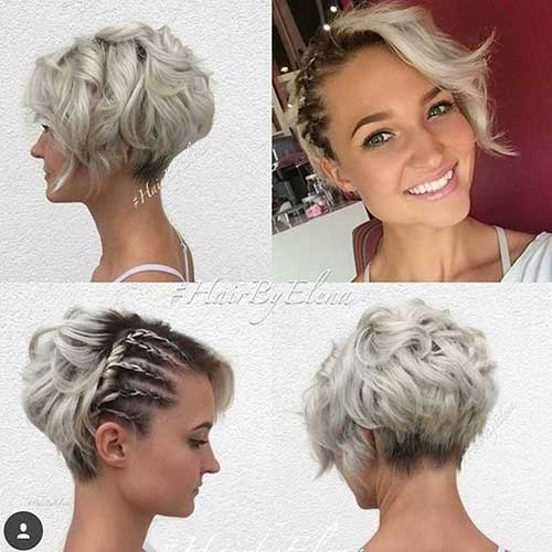 Best Braided Short Hairstyles