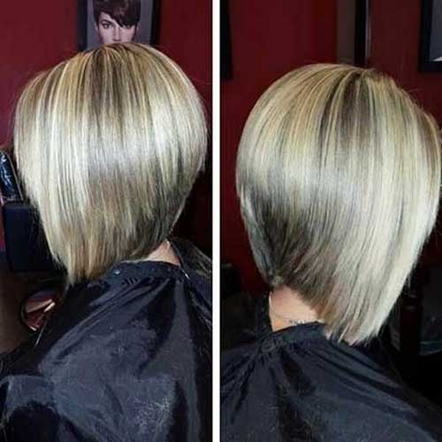 Layered Bob Hairstyle 2018