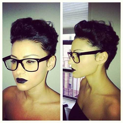 Pixie Cuts for Curly Hair-14