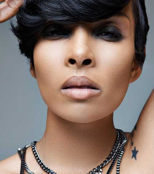 Black Women Short Hairstyles-7