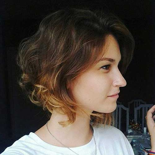 Short Curly Hairstyles - 7