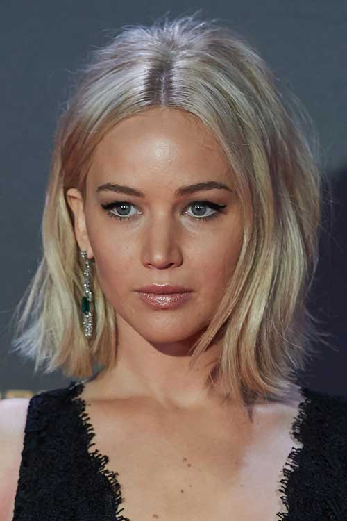 Short Haircuts Jennifer Lawrence