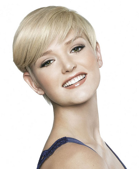 Very Charming Pixie Cut