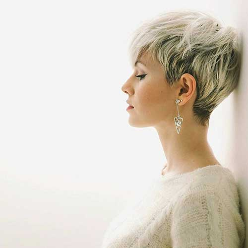 Short Sexy Hairstyle - 30