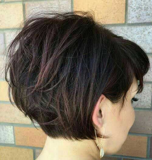 Brunette Short Haircuts-14