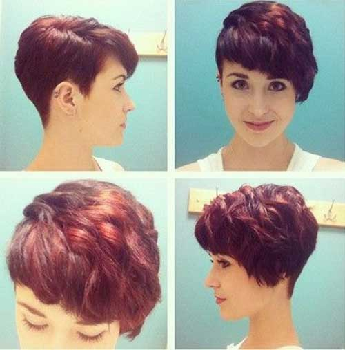 Short Hairstyles 2018 Trends-17