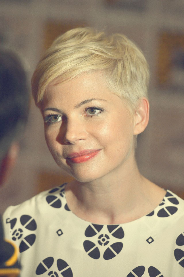 Cute and Lovely Pixie Cut