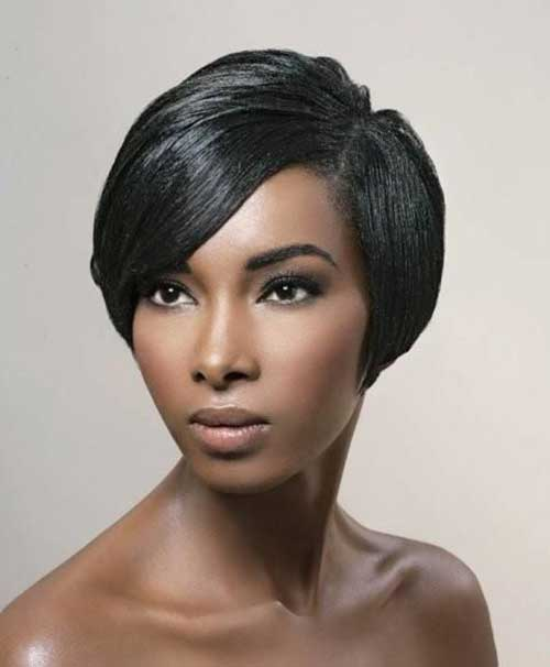 Short Hairstyles Black Women-9