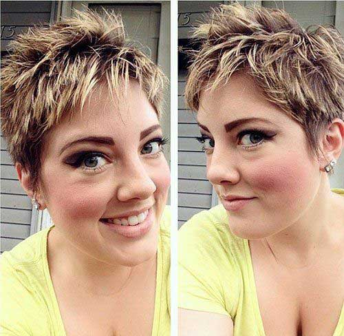 Trendy Short Hairstyles 2018-7