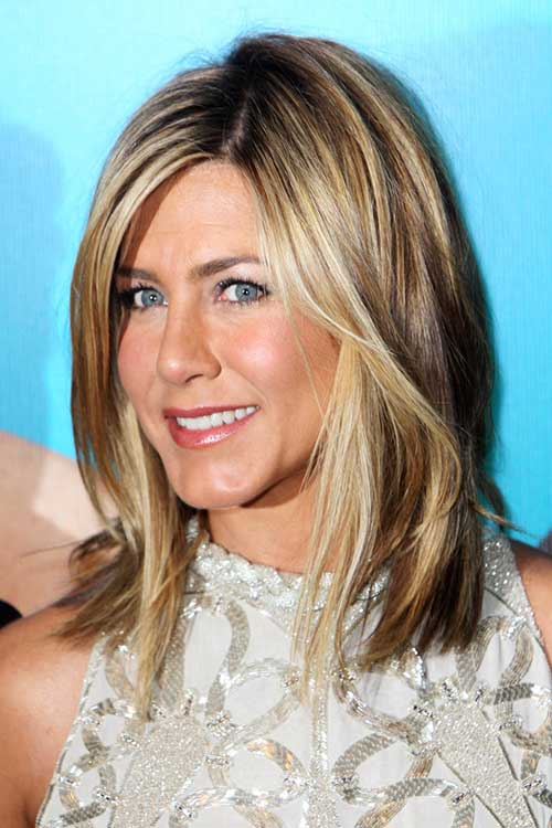 Best Cute Long Bob Jen Aniston
