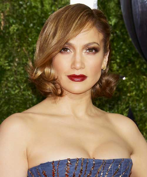 Celebrities with Long Bobs-9